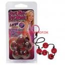 Jelly Soft  Butt Beads