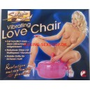 Silvia Saint Love Chair pink
