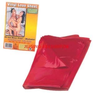 Vinyl elskovs lagen - Rødt