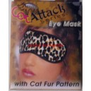 Cat Attack Eye mask