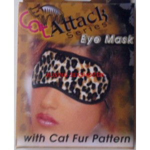Cat Attack Eye mask