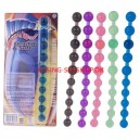 Jumbo Jelly  Thai Beads
