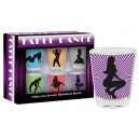 Table Dance glas 6 stk.