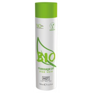 BIO massage olie vegan 100 ml